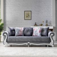 Canapé au détail
